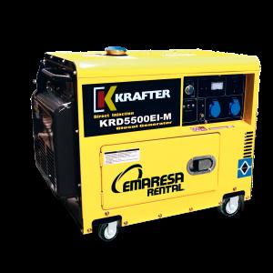 Generador Krafter 5 Kva