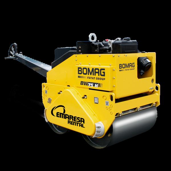 Rodillo compactador Bomag BW 75 H